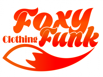 Foxy Funk Clothing Logo Design