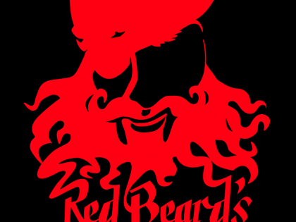 Red Beard's Amusements Logo Design